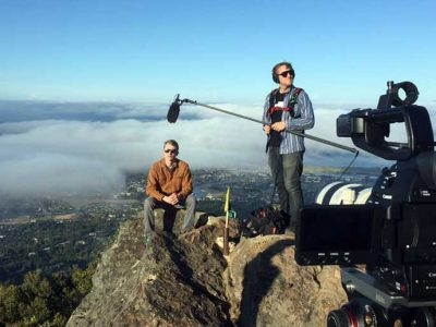 Boom-Operator-with-Video-Crew-in-Berkeley